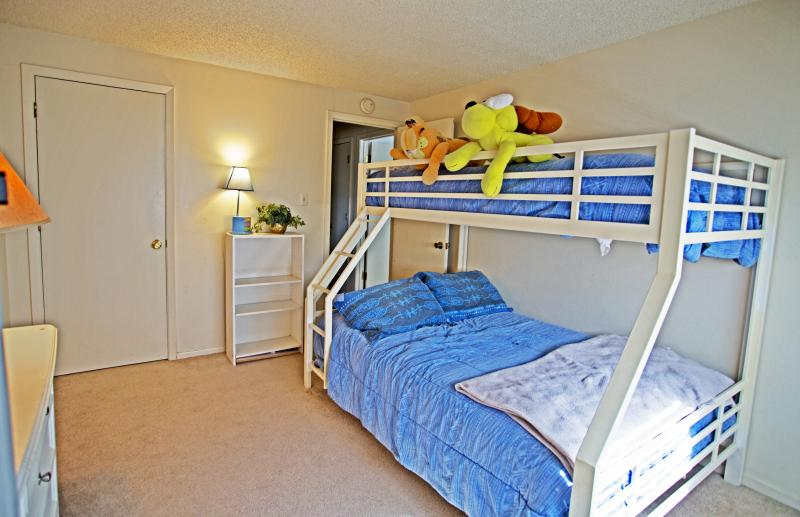 Fourth Bedroom Equipped With Kids In Mind.